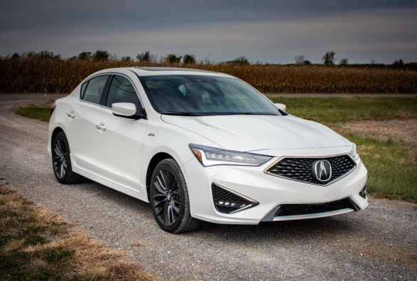 L'Acura ILX 2019 offre maintenant la version A-Spec